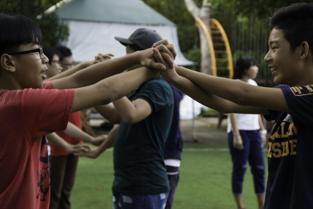 Teambuilding activities